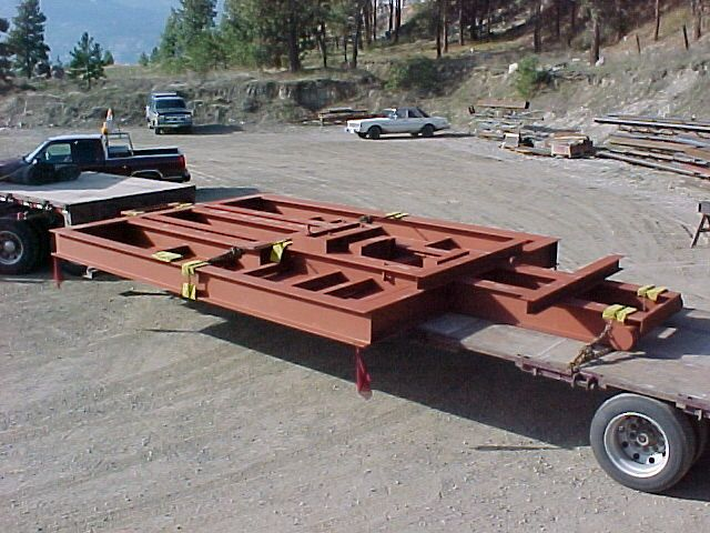 Steel Fabrication  - Miscellaneous Projects