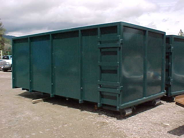 Steel Fabrication  - Waste Handling